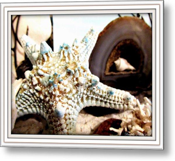 Earth's Jewels Metal Print