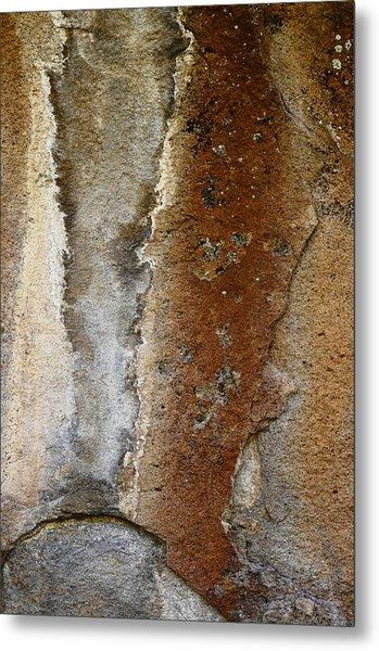 Earthworks Metal Print