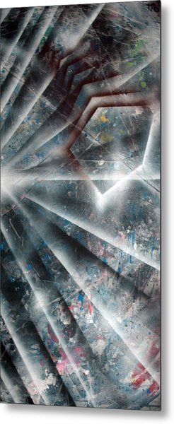 Emergence Metal Print by Leigh Odom