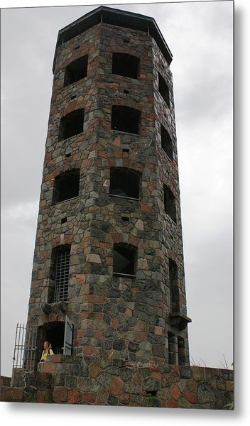 Enger Tower Metal Print