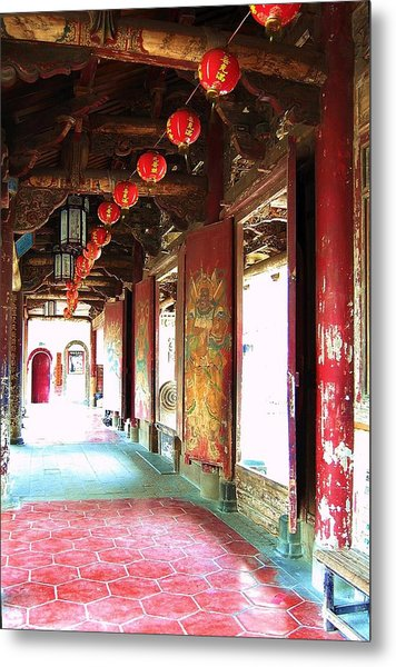 Metal Print featuring the photograph Enlightenment by HweeYen Ong