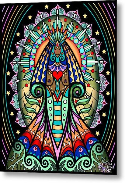 Espiritu 1- Goddess Metal Print