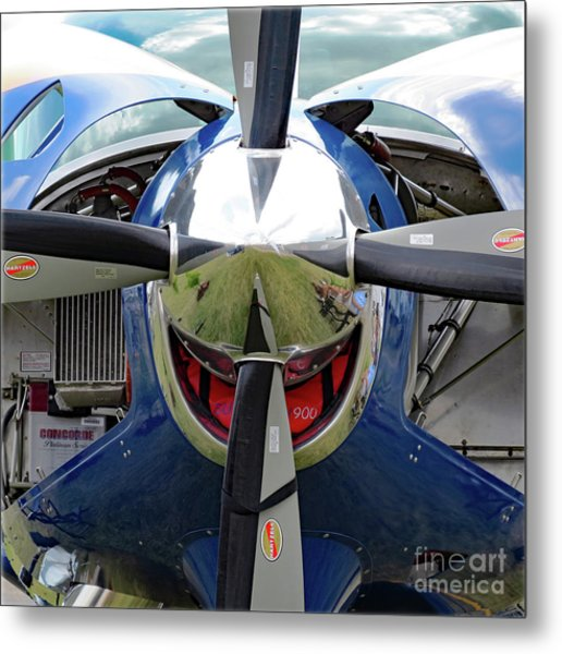 Faces Of Oshkosh 2012. #03 Metal Print