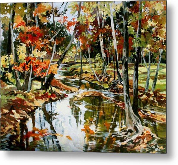 Fall Colors 3 Metal Print