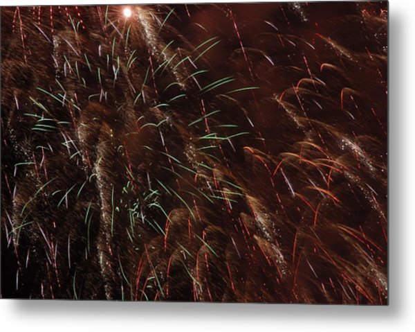 Finale Metal Print by Clay Peters Photography