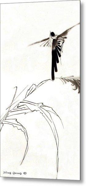 Flying High Metal Print by Ming Yeung