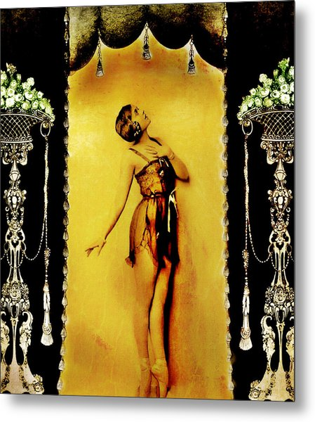 Follies Metal Print