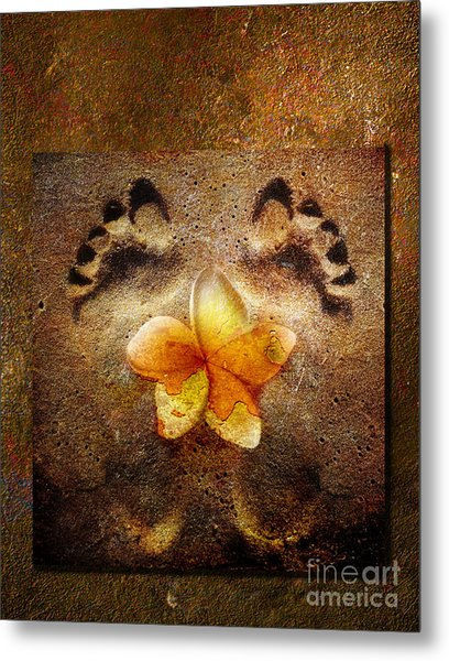 For The Love Of Me Metal Print
