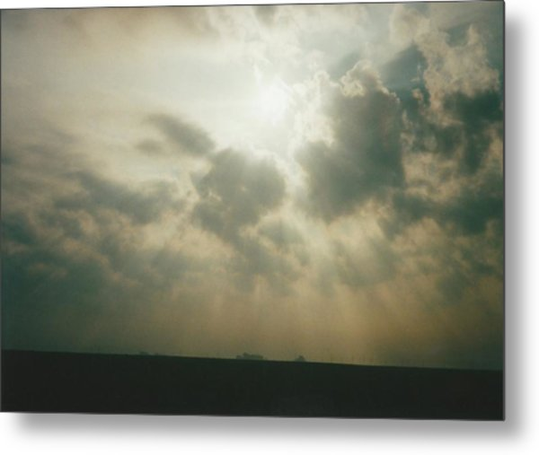 Franklin County Tennessee Metal Print by Gene Linder