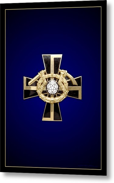 Freedom Is A Privilege  Metal Print by Sipo Liimatainen