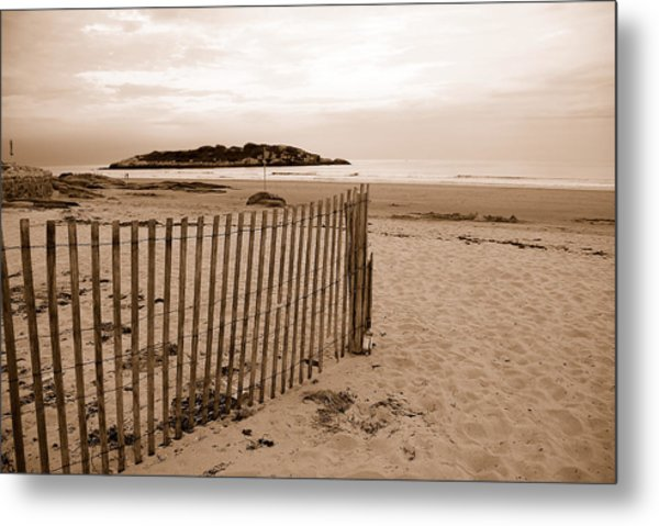 Good Harbor Metal Print