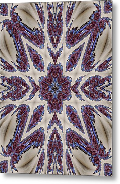 Graceful Tapestry Metal Print by Ricky Kendall