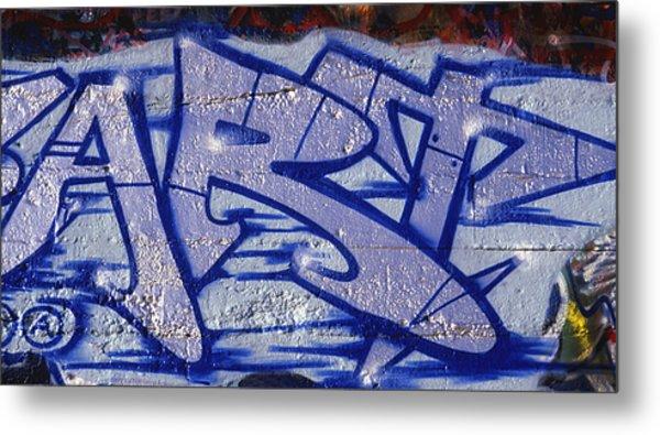 Graffiti Art-art Metal Print