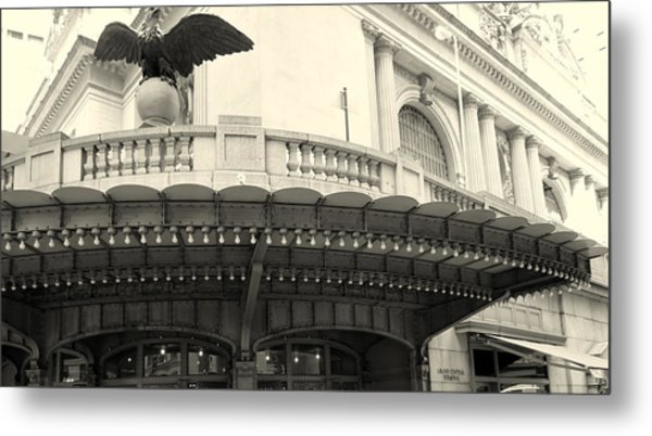 Grand Central Detail Metal Print by Dan Stone