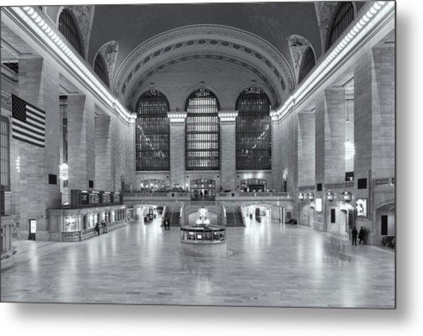 Grand Central Terminal II Metal Print