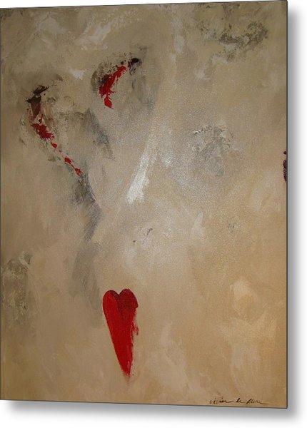 Hearts Eternal Metal Print by Vivian Mora