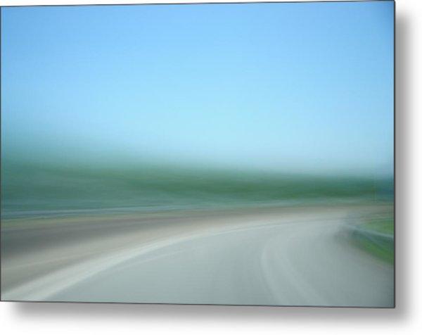 Highway To Heaven Metal Print by Hans Kool