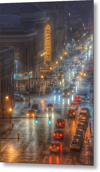 Hippodrome Theatre - Baltimore Metal Print