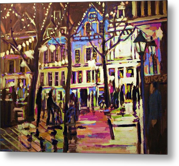 Holland Nights Metal Print by Brian Simons