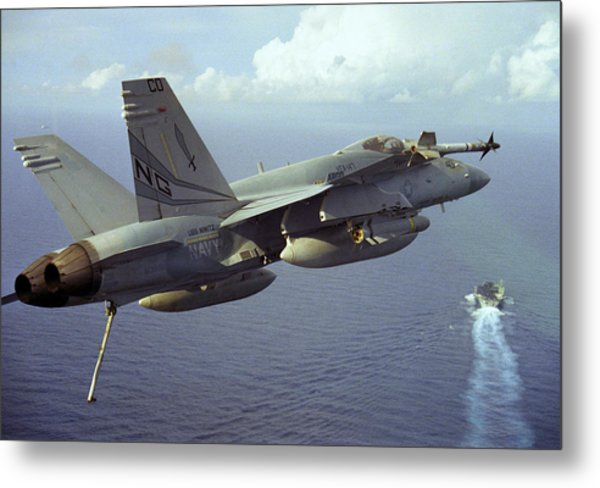 Hornet's Nest Metal Print by Aviation Heritage