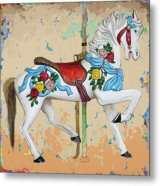 Horses #7 Metal Print