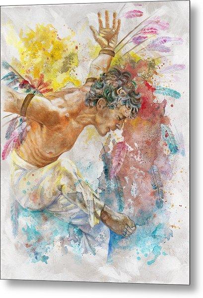 Icarus Metal Print by Rineke De Jong