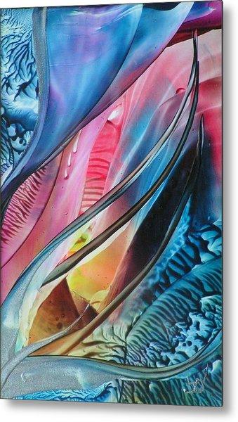 Inner Glow Metal Print by John Vandebrooke