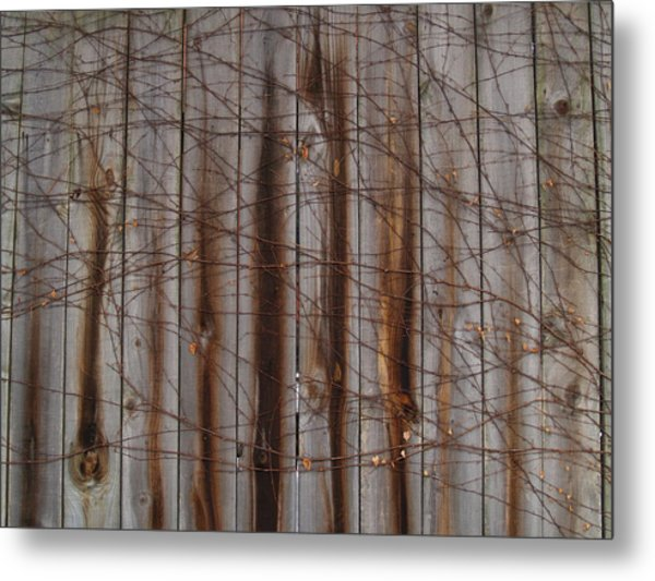 Intersecting Metal Print by Jacob Stempky