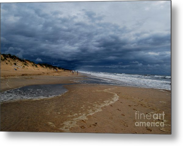 Into The Storm Metal Print