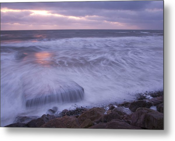 Irish Dawn Metal Print