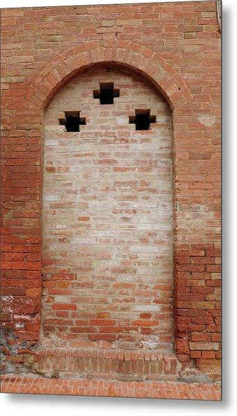 Italy - Door Fourteen Metal Print