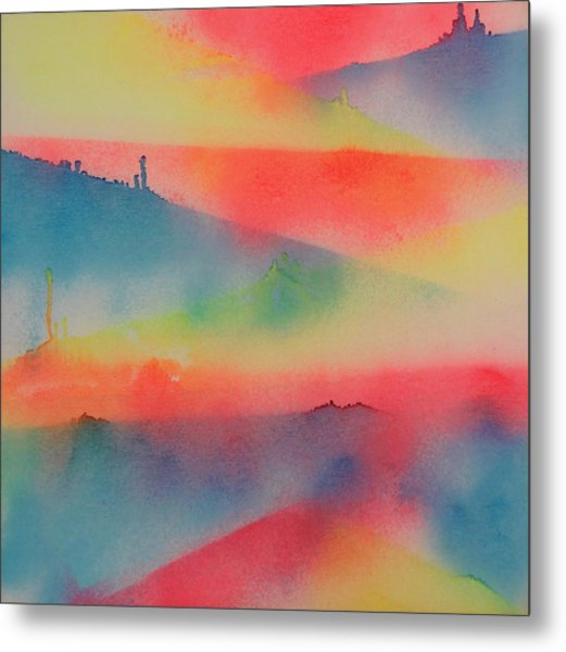 Jupiter's Window Metal Print