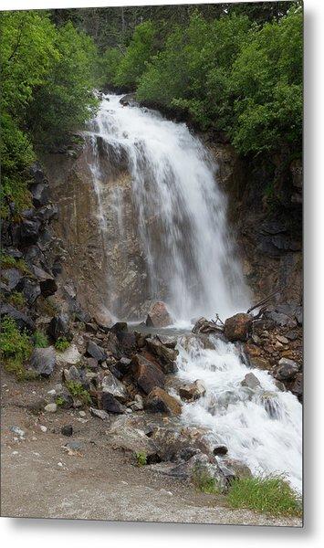 Klondike Waterfall Metal Print