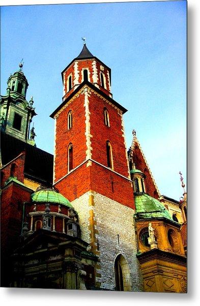 Krakow Poland Metal Print
