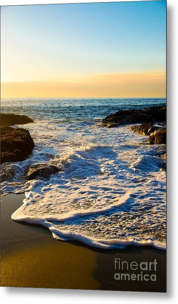Laguna Sunset Metal Print