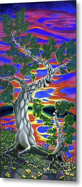 Life Of Trees Metal Print