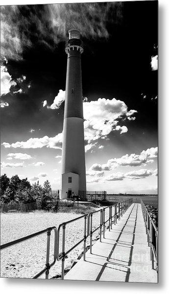 Lighthouse Walk Metal Print