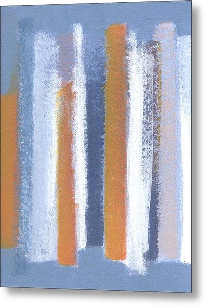 Lined 2 Metal Print by Alice Kirkpatrick
