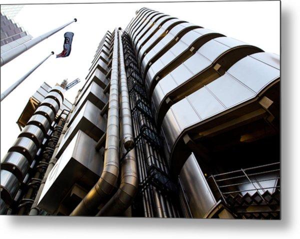 Lloyds Building London  Metal Print