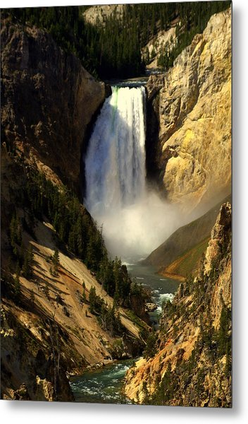 Lower Falls 2 Metal Print