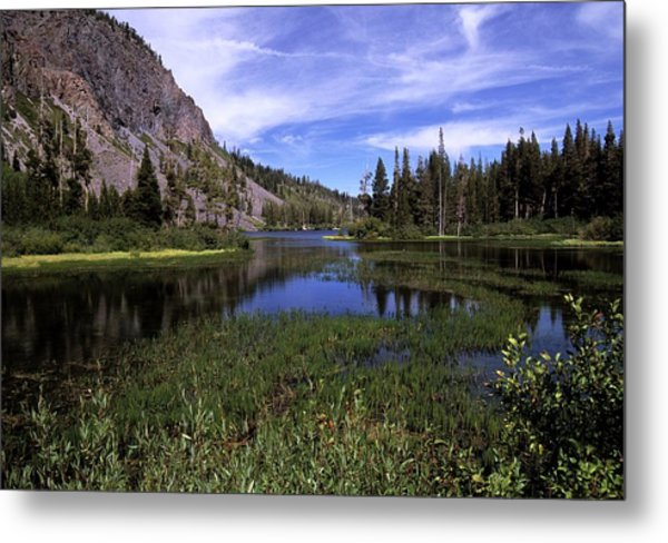 Lower Twin Lakes Metal Print