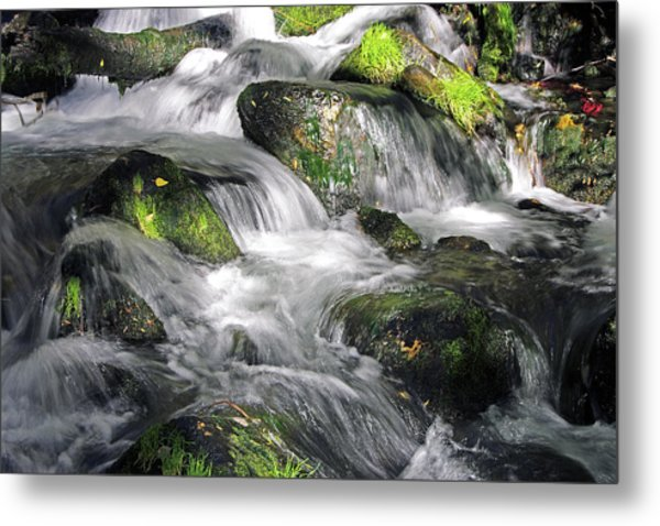 Lundy Creek 2 Metal Print
