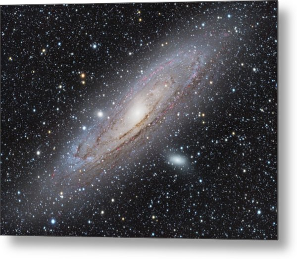M31 - Andromeda Galaxy Metal Print
