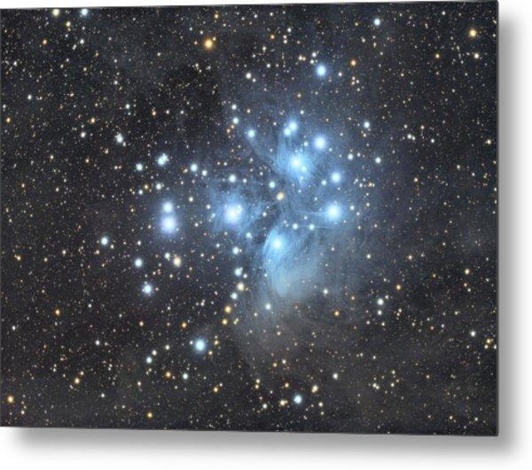 M45 - Pleiades Metal Print