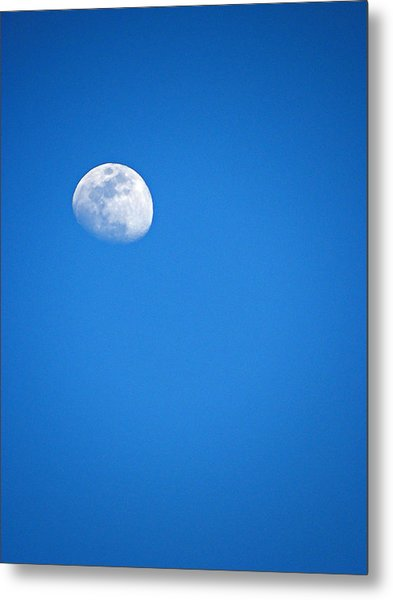 Magnificent Maui Moon Metal Print by Elizabeth Hoskinson