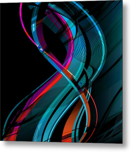 Making Music 1-2 Metal Print