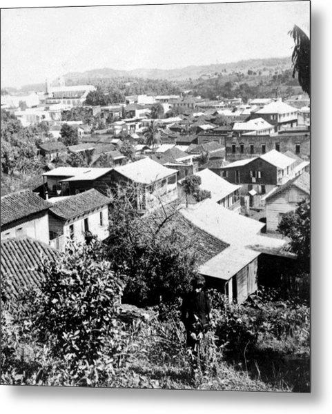 Mayaguez - Puerto Rico - C 1900 Metal Print