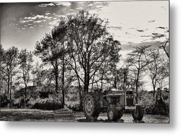 Mf 285 Tractor Metal Print