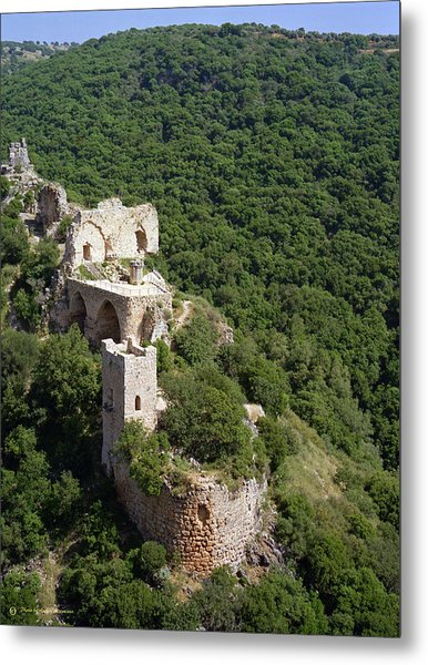 Monfort Fortress. Metal Print