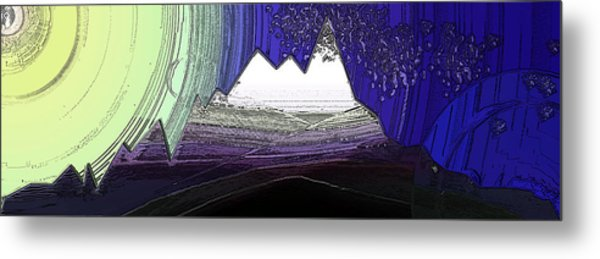 Moon Everest Metal Print by Patrick Guidato